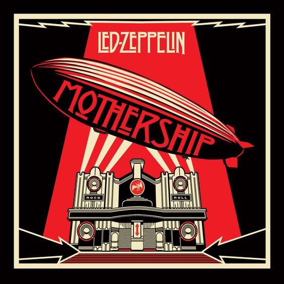 My First Album Bought: Mothership