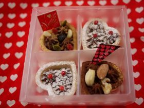 「【バレンタイン】生チョコタルト」とまとママ | お菓子・パンのレシピや作り方【corecle*コレクル】