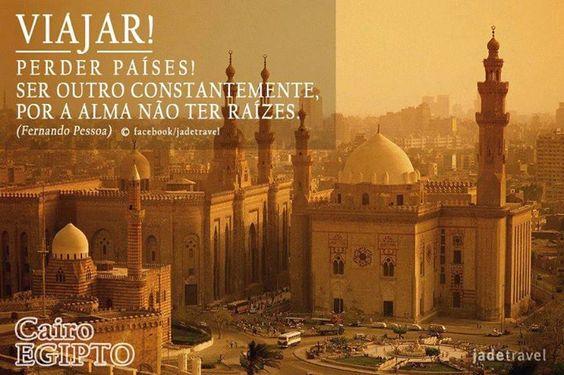 Viajar! Perder países! Ser outro constantemente, por a alma não ter raízes. (Fernando Pessoa) https://www.facebook.com/photo.php?fbid=446412655469382&l=6e5cb8b065