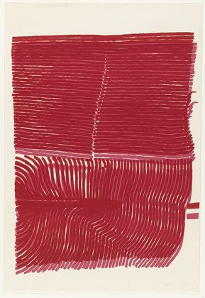 Gego (Gertrud Goldschmidt). Untitled. (November) 1966:
