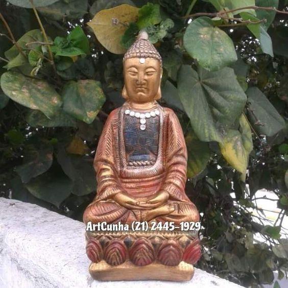 BUDA / BUDDHA 30 cm Est. Bandeirantes, 829, Rio de Janeiro, RJ. Tel:(21)2445-1929 / 98558-3595. #Buda #Budismo #Buddha #Artesanato #Gesso #ArtCunha #Arte #Artes #Decoracao #estatua #Escultura #Estatuas #Esculturas #buddhism #iluminado #espiritualidade #mestre #nirvana #meditacao #meditar #relax #guia #asia #india #decoracao #artesanato #escultura #artes #amor #zen #decor #riodejaneiro #errejota #021rio #021 #karma #carma #yoga #arquitetura #namaste #arte #artes #art #arts #brasil…