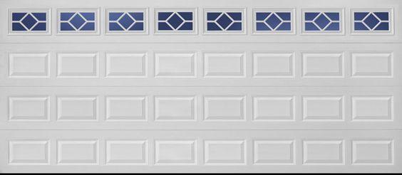 Heritage Amarr 174 Garage Doors Raised Short Panel W