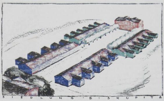 Fllüchtlingssiedlung Hindenburg Biskupitz
