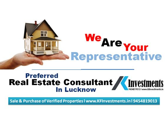 Real Estate Agent for House For Sale in Lucknow