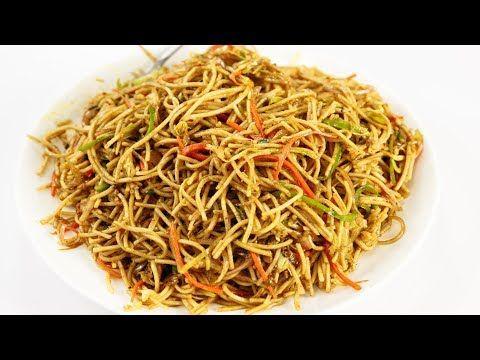 व ह ज हक क न डल स क र स प Hakka Noodles Asli Indian Veg Hindi Recipe Cookingshooking Youtube Indian Food Recipes Hakka Noodles Recipe Indian Snacks