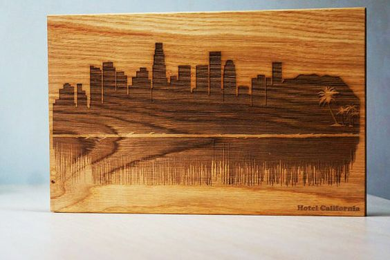 Personalized Soundwave Wall Art Sound Wave Art by LaserBrothers