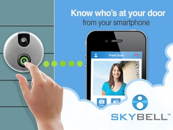 Enter to Win: FREE SkyBell Video DoorBell - http://www.guide2free.com/home-and-garden/enter-to-win-free-skybell-video-doorbell/