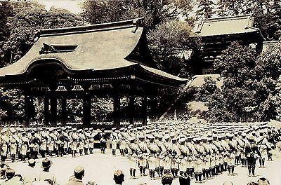 Fotografía Original Segunda Guerra Mundial ejercito imperial Japones
