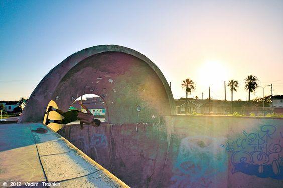 Johnny Romano Skate Park, near Seawall and McGuire-Dent Recreation Center