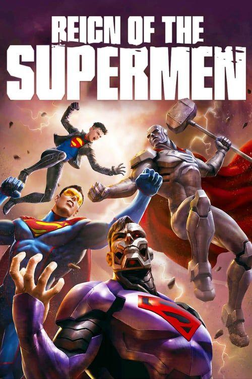 Reign Of The Supermen Hela Filmer Pa Natet Dreamfilm Hd Reign Of The Supermen Death Of Superman Universe Movie
