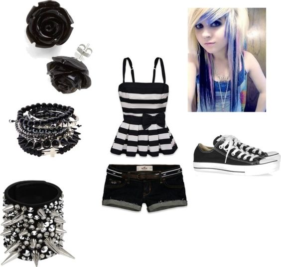 U0026quot;Summer Outfit 7 Emou0026quot; By Smoothiequeen Liked On Polyvore | Clothing | Pinterest | Verano Todo ...