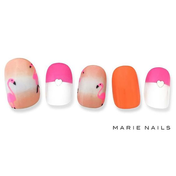 marienails_jpn on instagram