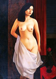 -Online Browsing-: Contemporary Chinese oil paintings (part 2)