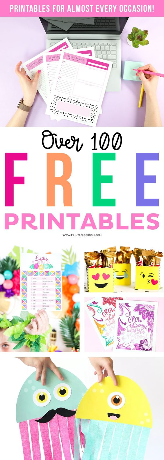 Free Printables for {almost} EVERY Occasion