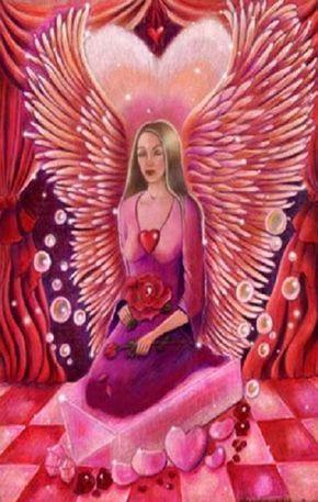 El Mundo de Listhar: Chamuel el Ángel del Amor