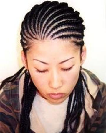 Fantastic Cornrow Hairstyles And Page 3 On Pinterest Short Hairstyles Gunalazisus