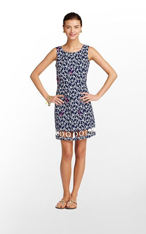 Delia Dress...There's GOT to be a DG designing these prints!
