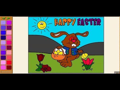 Kea Coloring Book Tutorial 4 Happy Ester Coloring Books Happy Books
