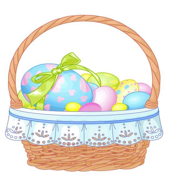 Images of easter decoration png clipart basket