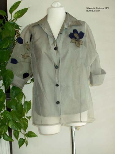 #1850 Quilted Jacket