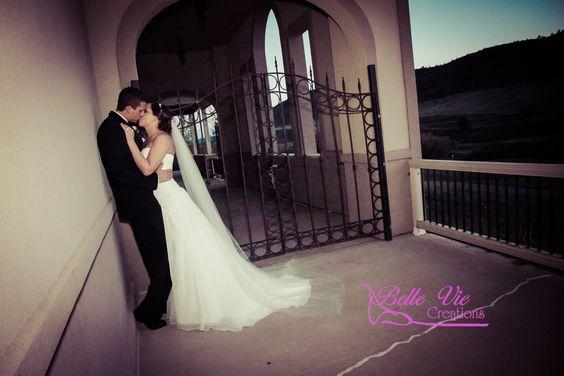 Heather And Dan Belle Vie Creations Colorado Wedding