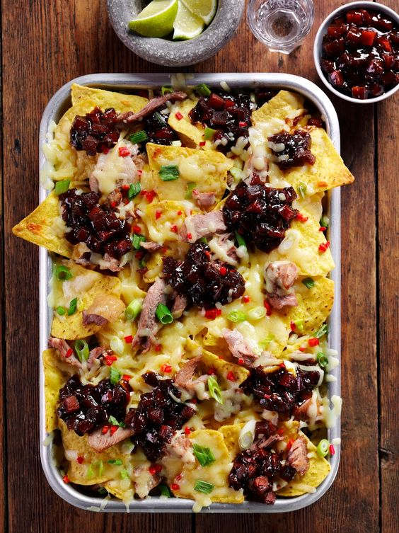 Love Christmas dinner and Nachos? Today I am sharing a dish you could make for your Christmas night tea with any leftover Turkey fr...