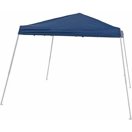 Sorara USA 8' x 8' Canopy Shade Instant Pop Up Folding Canopy with Roller Bag Royal Blue