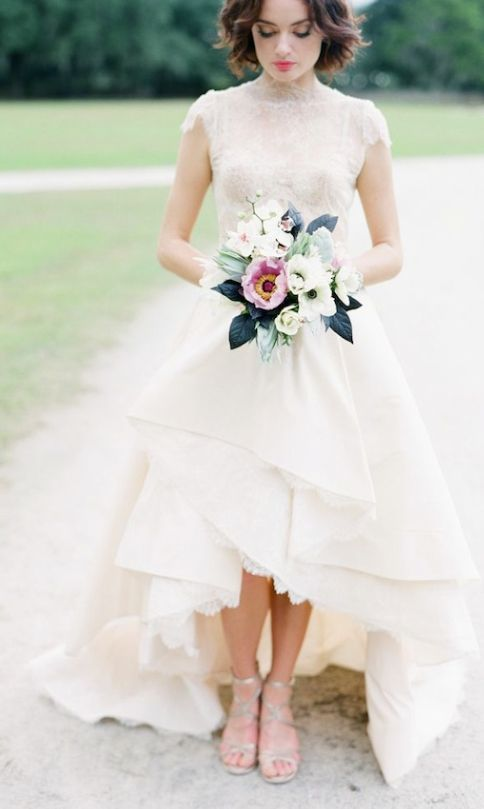 Wedding dress idea; Featured Photographer: Corbin Gurkin Photography