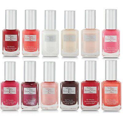 100 Natural Organic Nail Polish Non Toxic Vegan And Cruelty Free Manicure In 2020 Organic Nail Polish Organic Nails Vegan Beauty