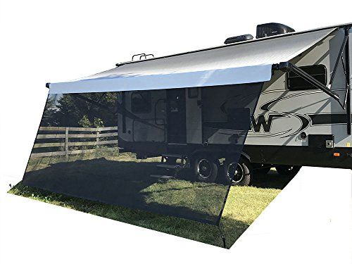 Tentproinc Rv Awning Sun Shade 8 X15 Black Mesh Screen B Https Www Amazon Com Dp B075r7cd5v Ref Cm Sw R Pi Dp U X Y Awning Shade Shade Screen Mesh Screen