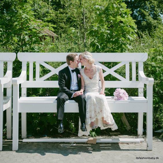 Detaljer fra vores bryllupsreception