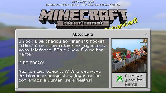 Jogo Do Minecraft Pocket Edition