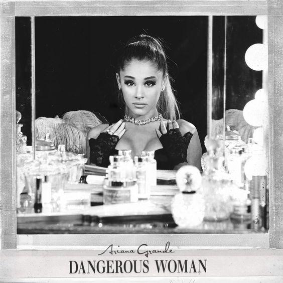 Ariana Grande – Dangerous Woman (single cover art)