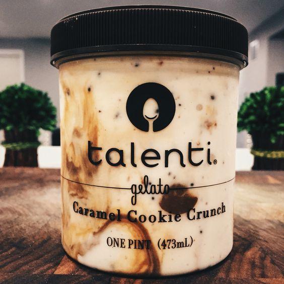 Talenti Caramel Cookie Crunch
