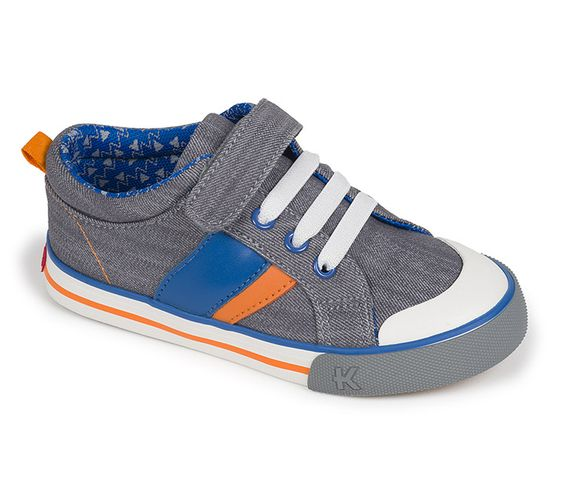 Kai Jesse Denim Gray Sneaker