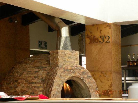 Hornos pizza hornos de le a hornos de piedra pizza pan - Medidas hornos de lena ...