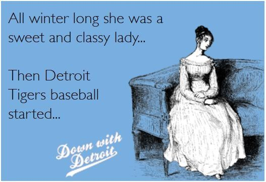Just LOVE this one... because it's true of the women in my family.  The games are simply to emotional for us not to express our feelings -- and we usually express them LOUDLY!  ;)