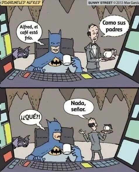 Lanzandole Indirectas A Batman Memes Risas Memesespanol Instagram Fotos Chistes Top Comic Batman Funny Fun Comics Funny Pictures