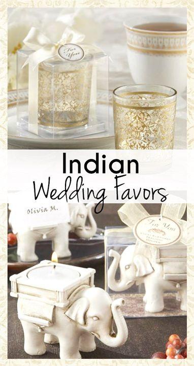 Wedding Giveaways Ideas India : Gorgeous Indian Wedding Favor Ideas www.weddingfavorsbytheme.com # ...