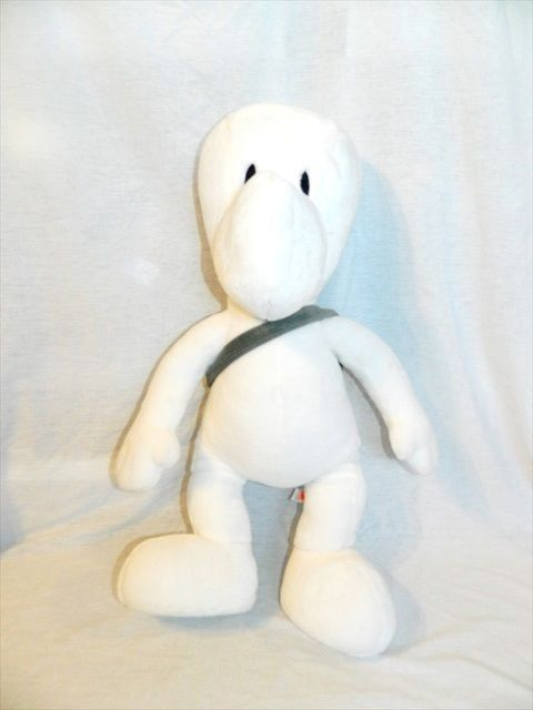 "RARE Large jumbo 24"" plush FONE BONE stuffed Doll Jeff Smith Cartoon Book"