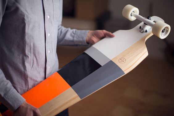 Chris Brunstetter, Co-founder and Sales & Marketing Director for GoldCoast Skateboards