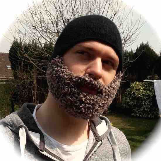 Beardo : le bonnet barbe pour tous !  par LAvantGardiste
