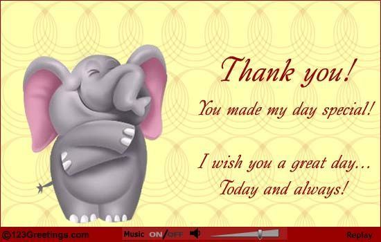 Collection Thank You Card For Birthday Wishes Pictures - Birthday ...: