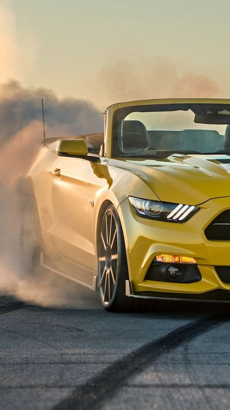 Ford Mustang Gt Convertible Burnout Iphone Wallpaper Super Luxury Cars Ford Mustang Gt Ford Mustang Wallpaper Best of iphone car burnout wallpaper