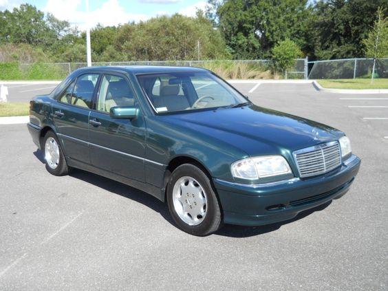 Used 1999 Mercedes Benz C280