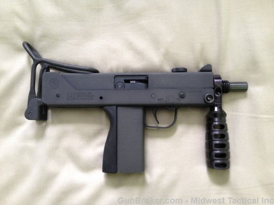 M11 9MM Transferable Machine Gun : Machine Guns at GunBroker.com