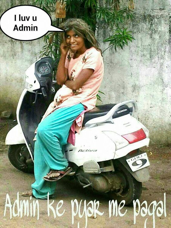 Admin Ke Pyar Me Pagal Funny Comment | Hindi Comments ...
