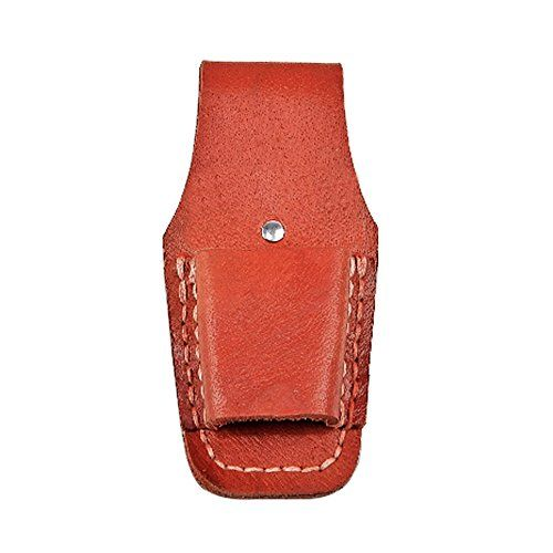 Pruner Holster Leather Holder Belt Pouch Bag Carrying Case Garden Tool Accessory