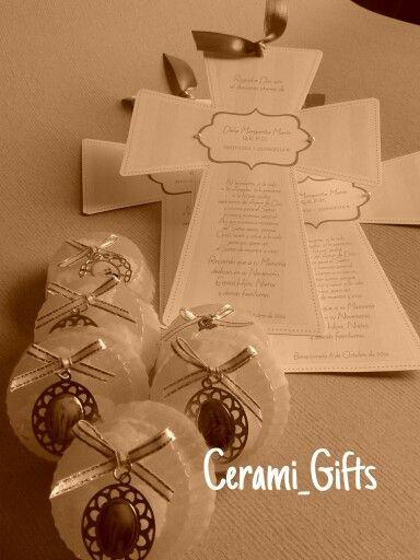 Recuerdos de novenario cerami gifts manualidades pinterest - Manualidades para regalar en reyes ...