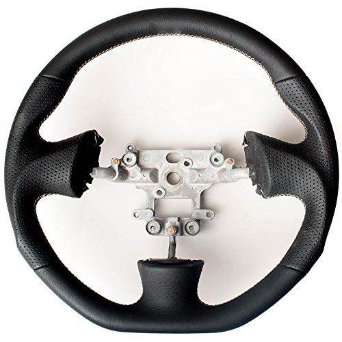 Jet Air Leather Momo JET35BK0B Steering Wheel